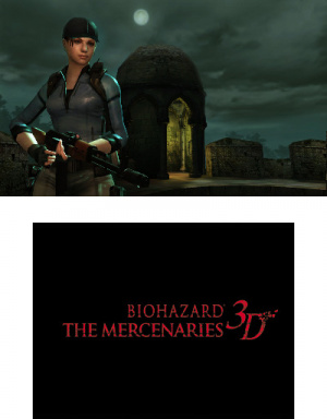Images de Resident Evil : The Mercenaries 3D