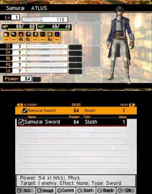 E3 2013 : Images de Shin Megami Tensei IV