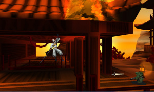 Images et infos pour Shinobi 3DS