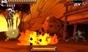Images de Shinobi sur 3DS