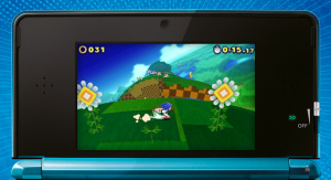 Images de Sonic Lost World