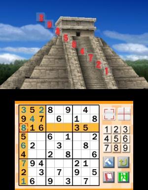 Hudson Soft présente Sudoku : The Puzzle Game Collection