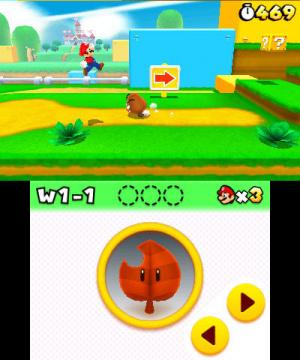 Une tonne d'images pour Super Mario 3D Land
