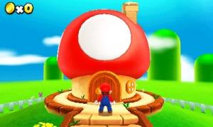 Nintendo : Super Mario 3D Land atteint les 5 millions !