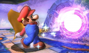 Un patch correctif pour Super Smash Bros. for 3DS