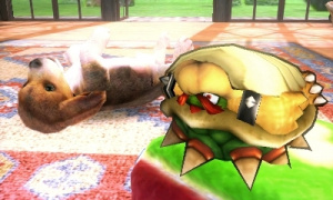 E3 2013 : Images de Super Smash Bros. 3DS