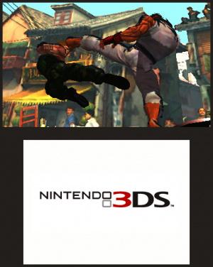E3 2010 : Super Street Fighter IV 3D Edition