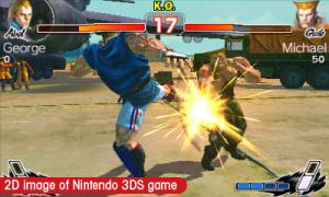 Images de Super Street Fighter IV 3D Edition