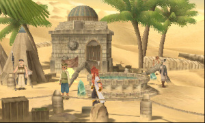 Images de Tales of the Abyss