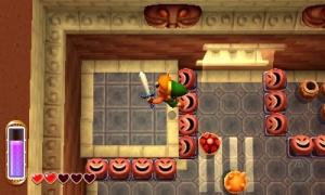 E3 2013: Images de Zelda : A Link Between Worlds
