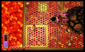 Zelda : A Link Between Worlds en images