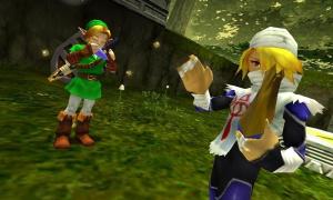 La sortie d'Ocarina of Time 3D se précise