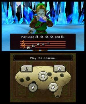 Zelda Ocarina of Time 3D est millionnaire