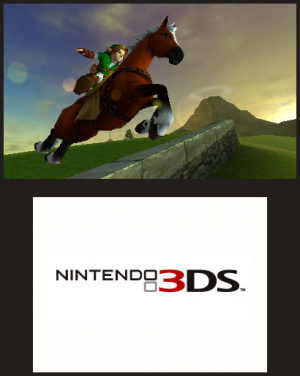 E3 2010 : The Legend of Zelda : Ocarina of Time annoncé sur 3DS !
