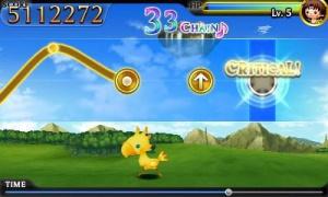 Theatrhythm Final Fantasy - TGS 2011