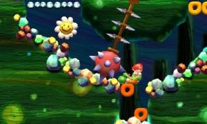 E3 2013 : Images de Yoshi's New Island