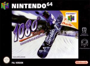 1080° Snowboarding sur N64