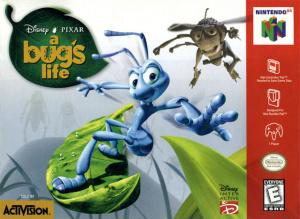 A Bug's Life sur N64