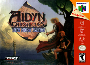 Aidyn Chronicles : The First Mage sur N64