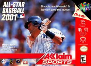 All-Star Baseball 2001 sur N64