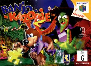 Banjo-Kazooie sur N64