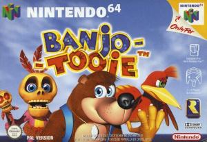 Banjo-Tooie sur N64
