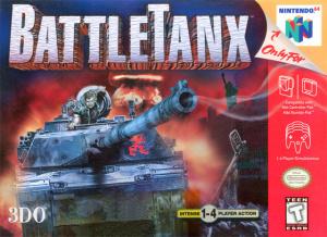 Battletanx sur N64