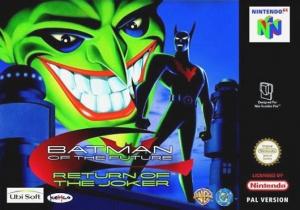 Batman of the Future : Return of the Joker sur N64