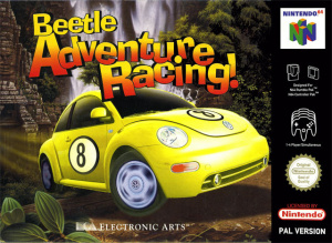 Beetle Adventure Racing sur N64