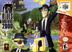 Blues Brothers 2000 sur N64