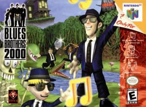 Blues Brothers 2000 sur N64