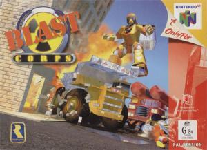 Blast Corps sur N64