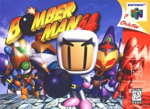 Bomberman 64 sur N64