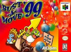 Bust-A-Move 99 sur N64