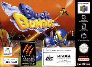 Buck Bumble sur N64
