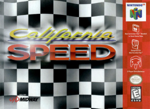 California Speed sur N64