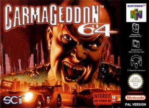 Carmageddon sur N64