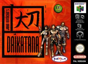 Daikatana sur N64