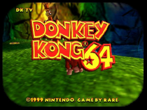 Oldies : Donkey Kong 64