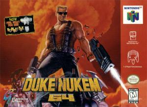 Duke Nukem 64 sur N64