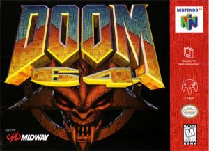Doom 64 sur N64