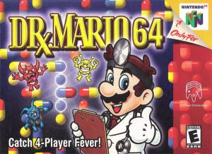 Dr. Mario 64 sur N64