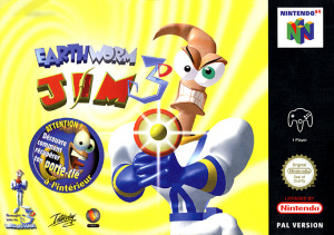 Earthworm Jim 3D sur N64