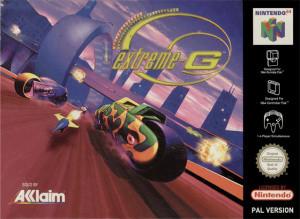 Extreme-G sur N64