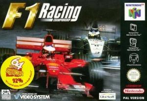 F1 Racing Championship sur N64
