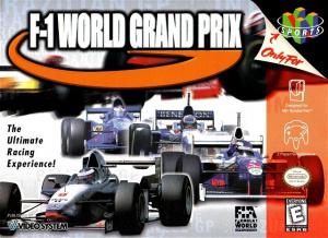 F1 World Grand Prix sur N64