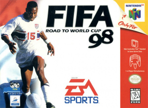 FIFA 98 : En route pour la Coupe du Monde sur N64