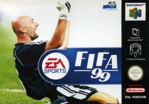 FIFA 99 sur N64