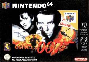 GoldenEye 007 sur N64