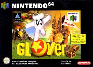 Glover sur N64